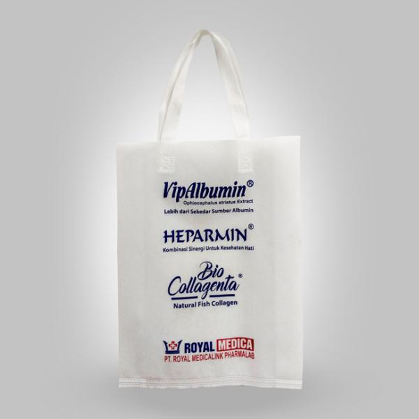 Goodiebag-tas-press-Spunbond-Royal-Medica