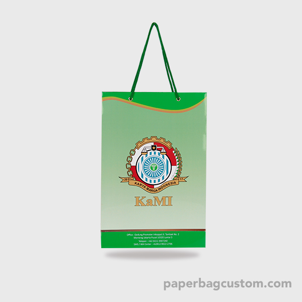 Paper Bag Custom Design