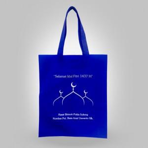 Goodie bag press Spunbond Idul fitri