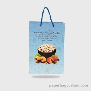 Paper Bag Custom design